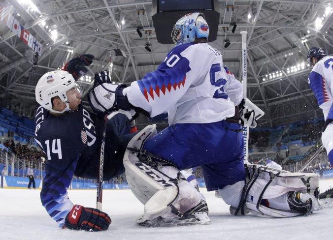 e240afb239a50 ZOH 2018 v Pjongčangu (online hokej – zápas o postup do štvrťfinále ...