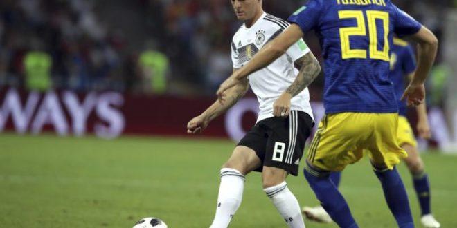 ab92ae165060f MS vo futbale 2018: Nemecko – Švédsko (online) – Denník politika