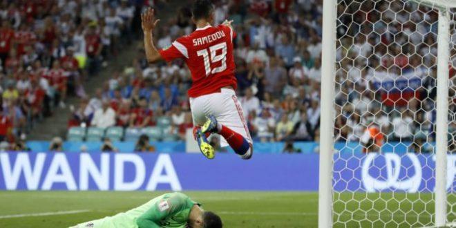 27e0f0f28a648 MS vo futbale 2018 (štvrťfinále): Rusko – Chorvátsko (online ...