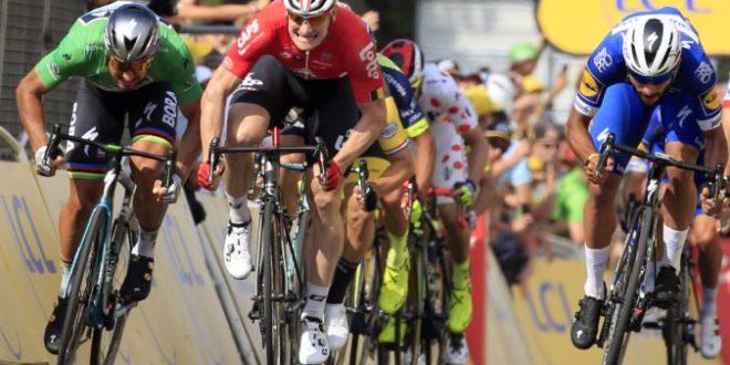 d488f9da13378 Tour de France 2018 (4. etapa): Peter Sagan môže vyhrať, špurtovať sa bude  pri dome prezidenta