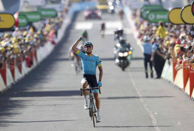 69f46d8b19 Tour de France (14. etapa)  Peter Sagan má šancu bodovať na rýchlostnej  prémii