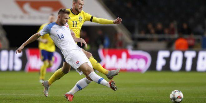 dbd4f90b30921 Video: Hlavičku som nedával zle, hovorí Škriniar o svojej veľkej šanci v  zápase proti Švédsku