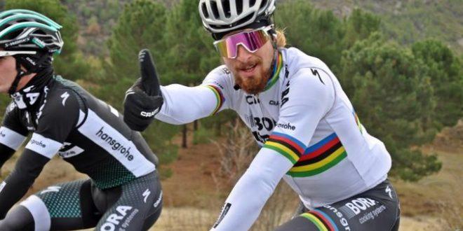 7dcba2c0bf6d8 Peter Sagan si po pretekoch na Okolo Kalifornie polepšil v etapovom  rebríčku UCI