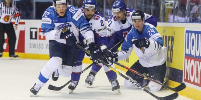 5dc3bdf6ffba4 MS v hokeji 2019: Slovensko – Fínsko (online) – Denník politika