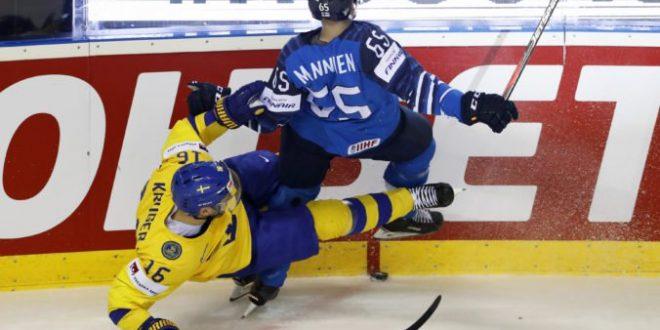 95fad4d7be320 MS v hokeji 2019 (štvrťfinále): Fínsko – Švédsko (online) – Denník ...