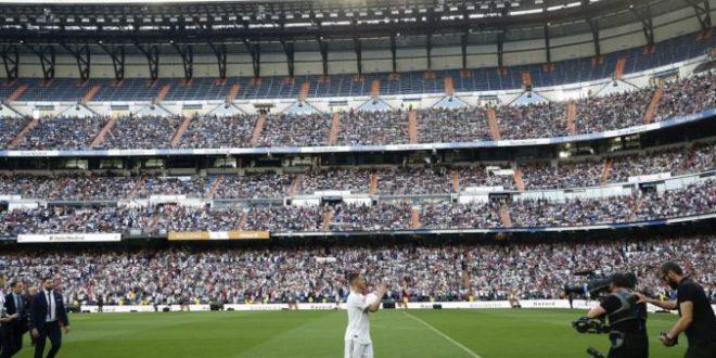 19d70980924c1 Video: Real Madrid oficiálne predstavil Hazarda, fanúšikovia chcú aj  Mbappého